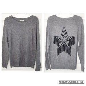 Rebecca minkoff star sweater
